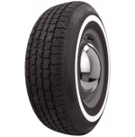 "195/75R15 American Classic 3/4"" White Wall Tire"