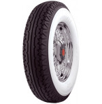 "750-18 Firestone 4 3/4"" Dual Whitewall Tire"