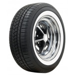 "205/60R16 American Classic 1 1/2"" White Wall Tire"