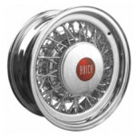Buick Style Wire Wheel-15x6