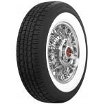 "205/75R15 American Classic 2 1/2"" White Wall Tire"