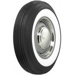 "500-15 BF Goodrich 2"" Whitewall Tire"