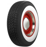 "225/75R14 Coker 2 1/2"" Whitewall Tire"