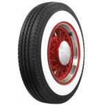 "600R16 Coker 3"" Whitewall Tire"