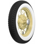 "475/500-19 Firestone 2 5/8"" Whitewall Tire"