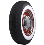 "640-15 Firestone 2 3/4"" Whitewall Tire"