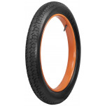 30x3  Firestone All Black Tire