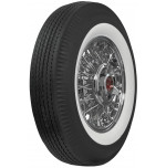 "670-15 Firestone 2 1/4"" Whitewall Tire"