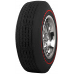 E70-14 Firestone Wide Oval Redline Tire