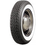 "165R15 BF Goodrich 2 1/4"" Whitewall Tire"