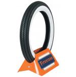 "325-16 Firestone 1 1/2"" Whitewall M/C Tire"