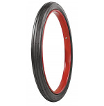 28x2 1/4 Firestone Racing Black M/C Tire (CL)