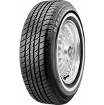 185/80R13 Maxxis 5/8 Inch Whitewall Tire
