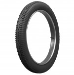30x3 Universal T-Driver Blackwall Tire