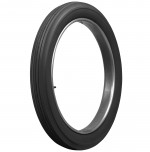 37x4 1/2 Universal Ribbed Blackwall Tire