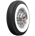 "670-15 Universal 3 1/4"" Whitewall Tire"