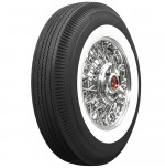 "750-14 Universal 2 1/4"" Whitewall Tire"