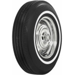 "650-13 US Royal 1"" Whitewall Tire"