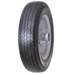 670VR16 Avon Turbosteel Blackwall Tire