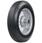 670H16 Avon Turbospeed Blackwall Tire