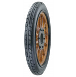 710x90 Dunlop Chevron Blackwall Tire (CL)