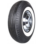 "950-14 Lester 2 1/2"" Whitewall Tire"