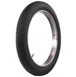30x3 1/2 Universal T-Driver Blackwall Tire