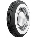 "560-15 US Royal 2 1/4"" Whitewall Tire"