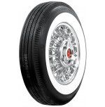 "650-13 US Royal 1 7/8"" Whitewall Tire"