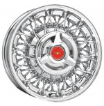 Thunderbird Style Wire Wheel