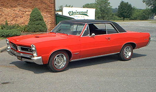 1965 Pontiac Gto. 1965 Pontiac GTO